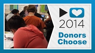 P4A 2014: Donors Choose