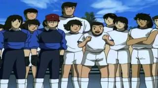 getlinkyoutube.com-Captain Tsubasa Road To 2002 - Super Campeones Capítulo 23 Español Latino