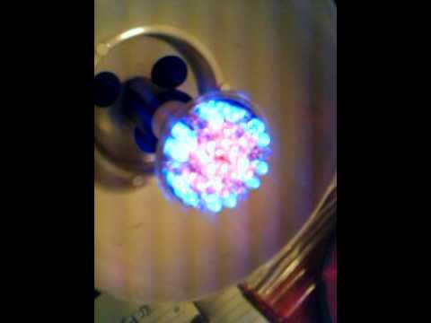 Светодиодные лампы kreonix RGB.avi