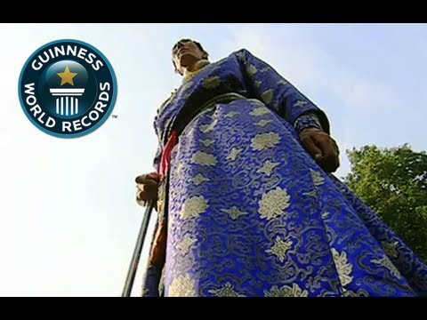 Tallest Man In The World  - Guinness World Record