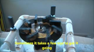 getlinkyoutube.com-Perpetual Magnetic Generator