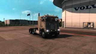 getlinkyoutube.com-ETS 2: Freightliner FLB 1.0