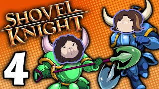 Shovel Knight Co-Op: Strike the Earth! - PART 4 - Game Grumps