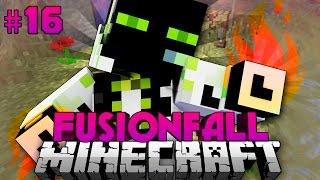 getlinkyoutube.com-MAGISCH verfluchte FEUERZAUBER?!?! - Minecraft Fusionfall #016 [Deutsch/HD]