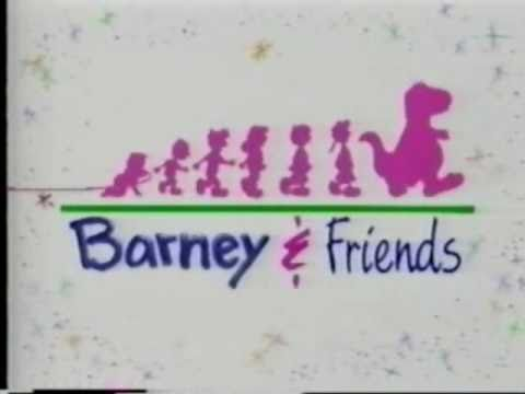 Barney Theme Song modern Mix - Version 2