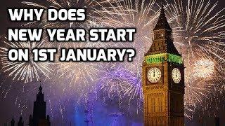 getlinkyoutube.com-Why do we Celebrate New Year's Day on 1st January? Happy New Year 2017