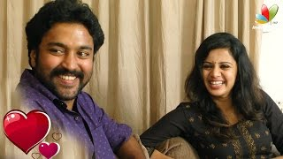 getlinkyoutube.com-New love birds Kayal Chandran and VJ Anjana Inteview : I will not allow to act  | Engagement
