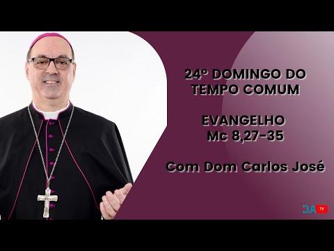 24º DOMINGO DO TEMPO COMUM