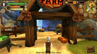 getlinkyoutube.com-School of Dragons - gameplay 2