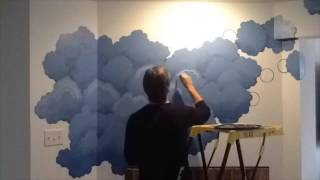 Time lapse of Matt Lively painting in Chris Booberg's House. Put together by Chris and Nathan