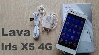 getlinkyoutube.com-lava iris X5 4G Unboxing