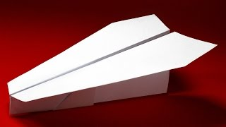 getlinkyoutube.com-Paper Planes - How to make a BEST Paper Airplane that FLIES 10000 Feet | Pozzo