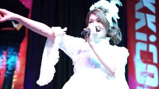 getlinkyoutube.com-Ikeda Aya Heart Catch Pretty Cure LIVE