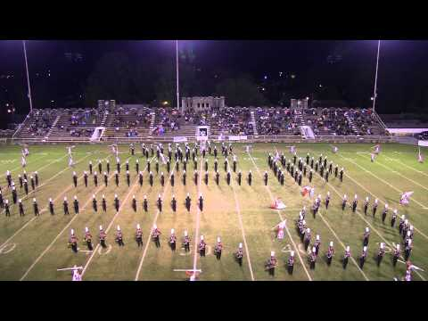 Dobyns-Bennett HS Band - Music in the Castle 2012