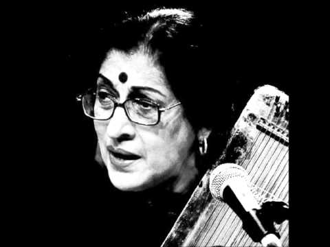 Raga Bhupali vilambit teentaal by Kishori Amonkar Part 2