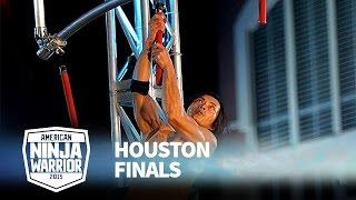 getlinkyoutube.com-Sam Sann at 2015 Houston Finals | American Ninja Warrior