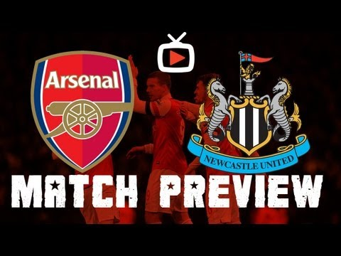 Arsenal v Newcastle - Match Preview - ArsenalFanTV.com