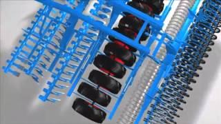 LEMKEN - Yaw system Compact Solitair
