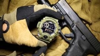 getlinkyoutube.com-How to Destroy Casio G-Shock?