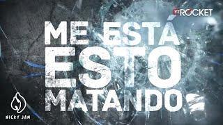 getlinkyoutube.com-Nicky Jam - El Perdón | Video Lyric | (Prod. Saga WhiteBlack)