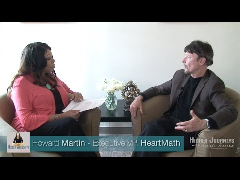 HeartMath's Howard Martin on Positive Psychology and the Science of Happiness (2017)