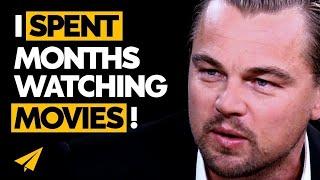 Leonardo DiCaprio's Top 10 Rules For Success (@LeoDiCaprio)