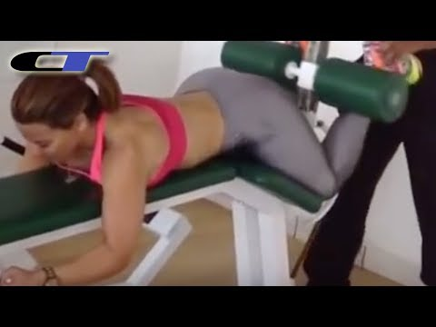 [Viviane Araujo] Treino COMPLETO para ENGROSSAR pernas e bumbum