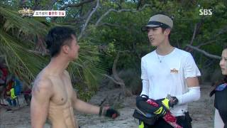 getlinkyoutube.com-The law of the Jungle(정글의법칙) Ep.72 #3(6)
