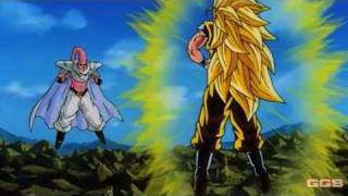 getlinkyoutube.com-SSJ3 Goku Vs Super Buu(Gotenks Absorbed)[1080p HD]