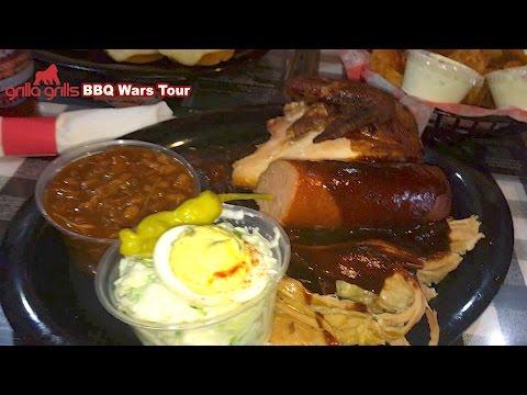 #1 The Commissary, Memphis, TN - GRILLA GRILLS BBQ WARS TOUR