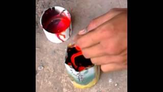 getlinkyoutube.com-วิธีทำกบกระโดด ตอน3จุ่มสี