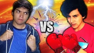 Geometry Dash l EL VERSUS MAS ÉPICO l Anthony96 VS LufeGamer