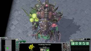 getlinkyoutube.com-Hulking Horror - SC2 - Zerg Uber Unit