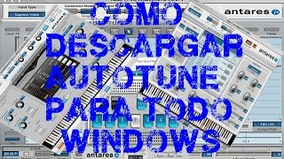 getlinkyoutube.com-COMO DESCARGAR AUTOTUNE  VST PARA FL STUDIO (TODO WINDOWS)