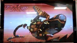 getlinkyoutube.com-Great Animal Kaiser God2 同キャラ対決再び:マシンホエールEX-Σ VS マシンホエールEX-Σ:超電磁ブレイク付き編