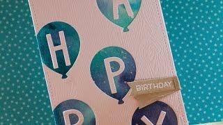 getlinkyoutube.com-How to make a cute and simple birthday card