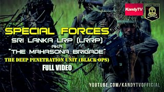 getlinkyoutube.com-Special Forces : Sri Lanka LRP (LRRP) - මහසොහොන් බලකාය | Full Movie