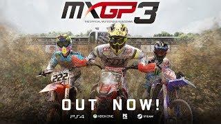 MXGP3 - Megjelenés Trailer