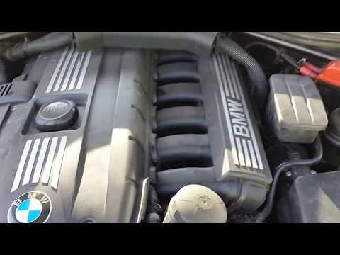 Ремонт двигателей в Волгограде.BMW 5 ... N52B25 пластиковая крышка.Основная причина.
