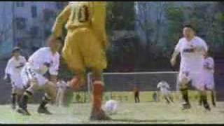 Funniest scene of Shaolin Soccer