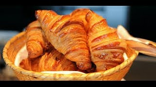 getlinkyoutube.com-Best croissants - اعداد الكرواصون والعجين المورق المبسط باحترافية - les croissants