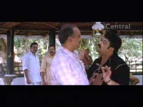 best kanna best mohanlal dialogue in chandrolsavam