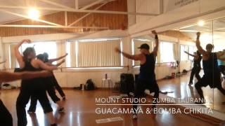 getlinkyoutube.com-Guacamaya & Bomba Chikita - Zumba Tauranga