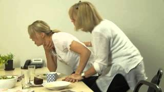 getlinkyoutube.com-First aid - Choking