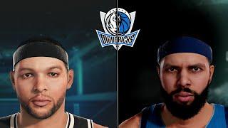 getlinkyoutube.com-NBA 2K16 vs NBA 2K15 Graphics/Face Comparisons