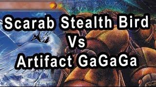 getlinkyoutube.com-Stealth Bird Vs Artifact GaGaGa