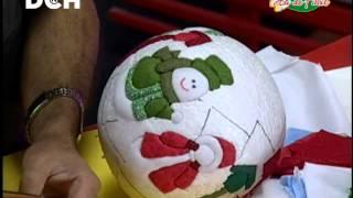 getlinkyoutube.com-Esfera navideña con técnica PSA