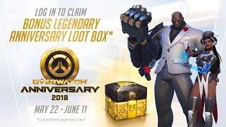 Overwatch - Overwatch Anniversary 2018