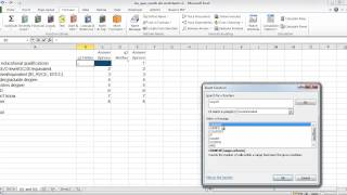 getlinkyoutube.com-Excel and Questionnaires: How to enter the data and create the charts