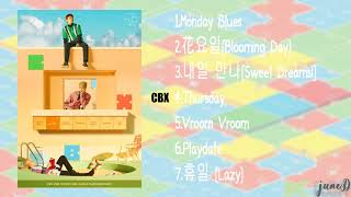 [Full Album] EXO-CBX (첸백시) [2nd Mini Album 'Blooming Days'] width=